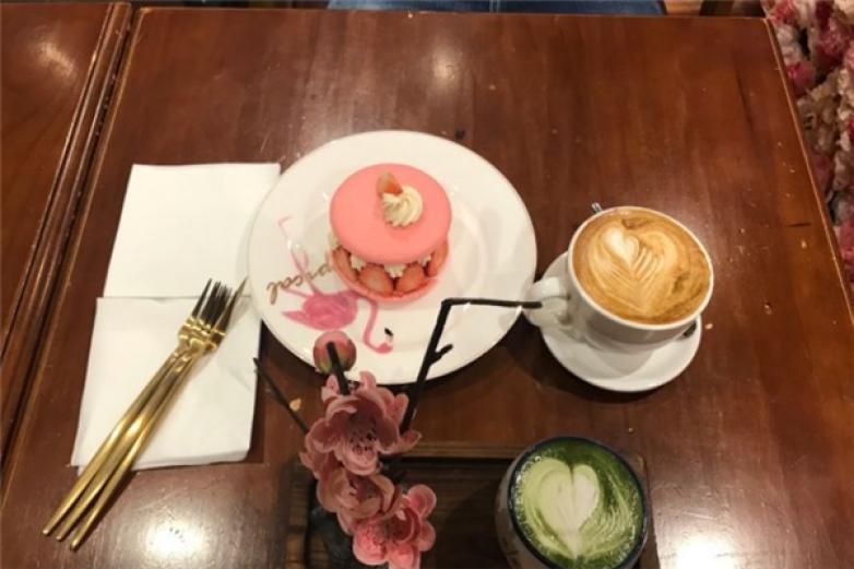 甜愛咖啡加盟