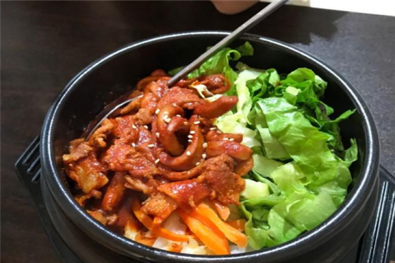 七加一韩国拌饭加盟