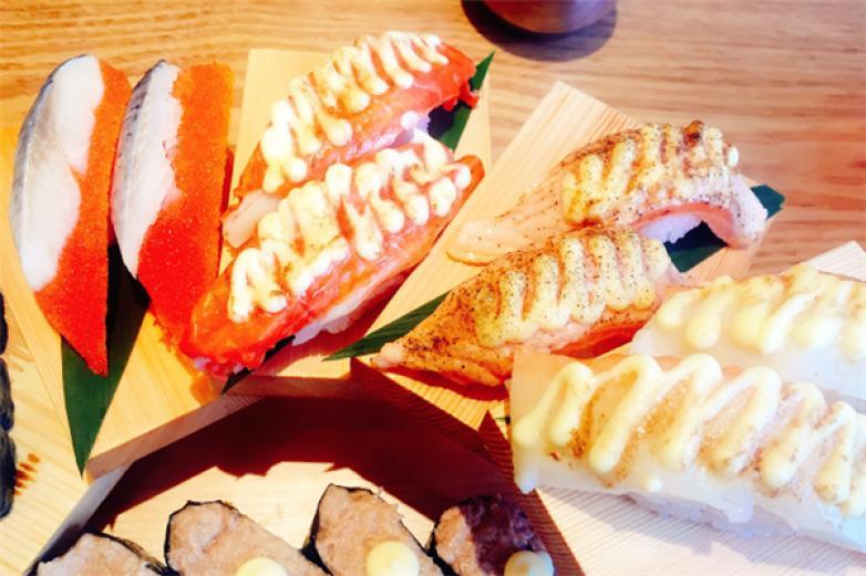 一级棒御寿司加盟
