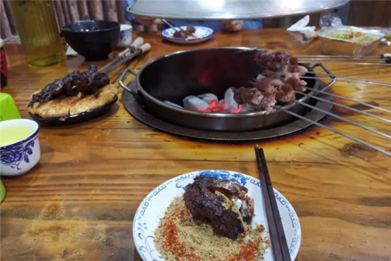 大宋水滸烤肉加盟