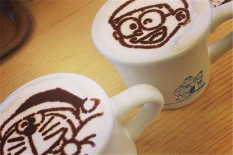A+咖啡加盟