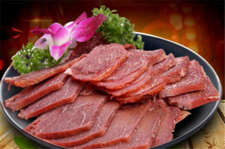 白芨牛肉加盟