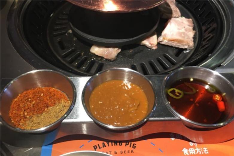 樂豬烤肉加盟