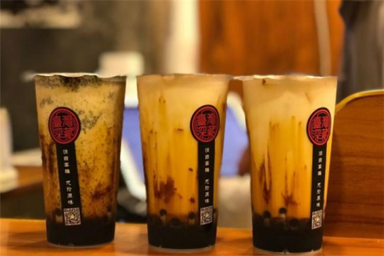 臺灣深藏奶茶加盟