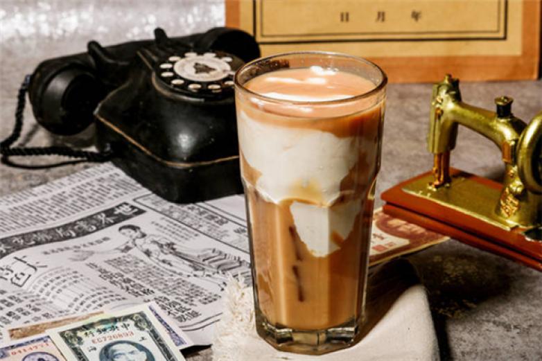 港味奶茶加盟