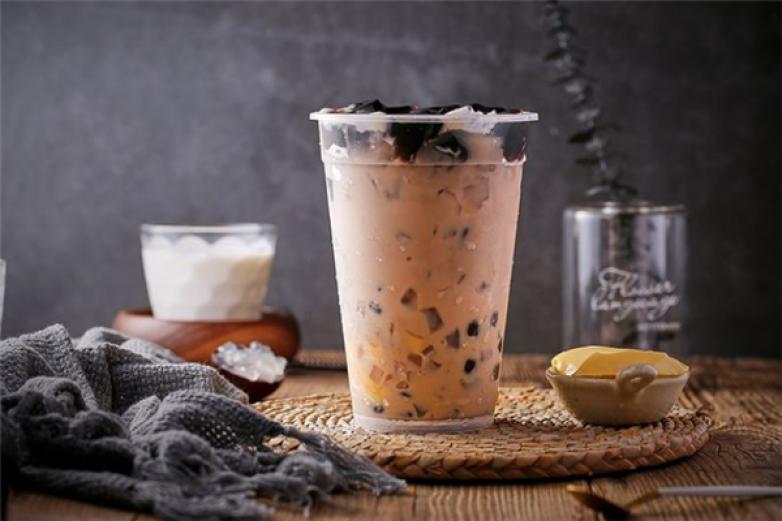 黑騎士奶茶加盟