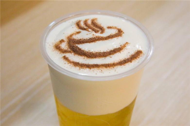 精靈奶茶加盟