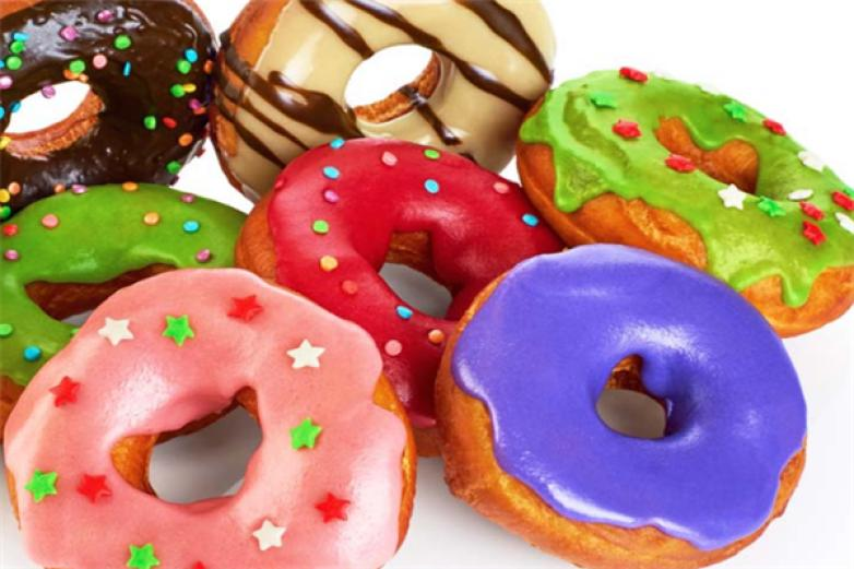 蜜境甜甜圈加盟