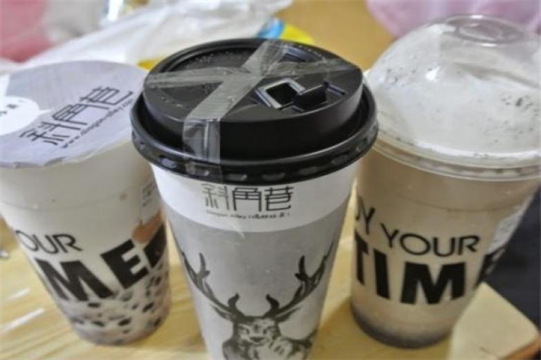 斜角巷奶茶加盟