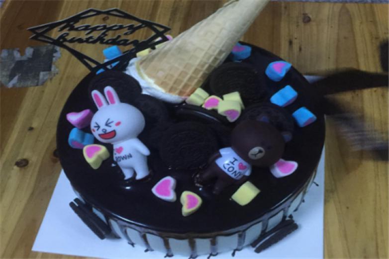 貝科里蛋糕加盟