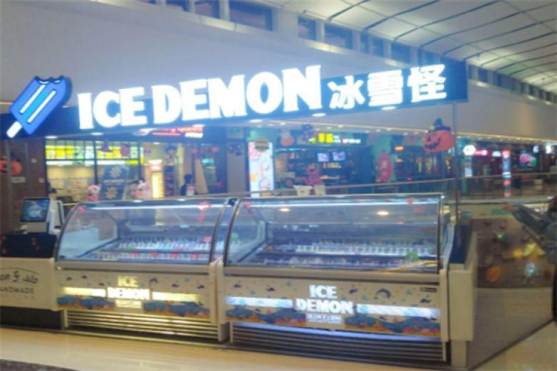 冰雪怪冰淇淋加盟