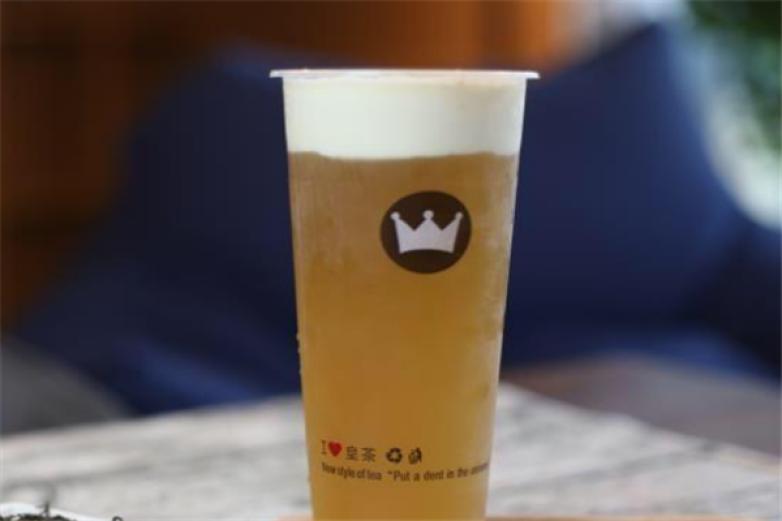 潮品皇茶加盟