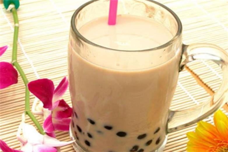 阿里來機器人奶茶加盟