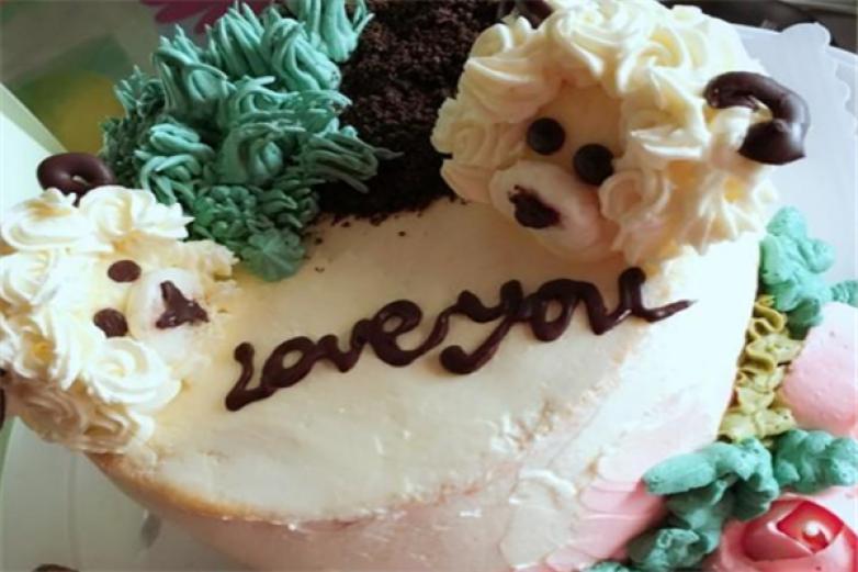 花婆婆的蛋糕店加盟