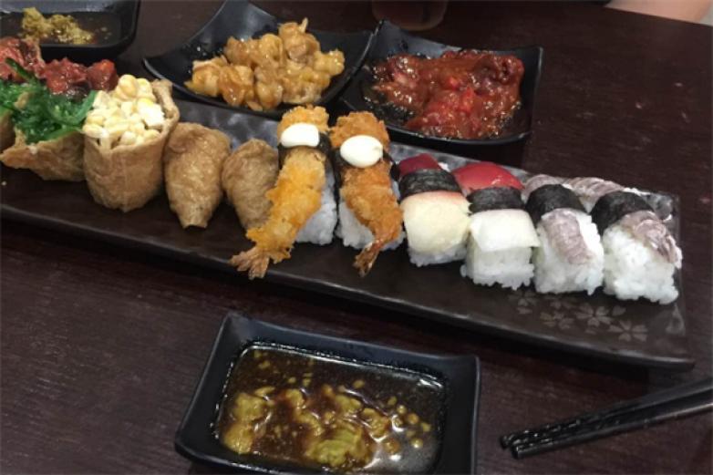 瓦薩米壽司加盟
