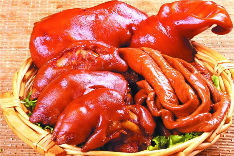 呱呱燒雞醬肉加盟