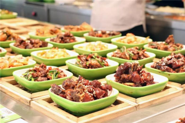 宜来客中式快餐加盟
