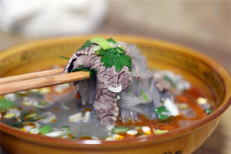 吴记淮南牛肉汤加盟