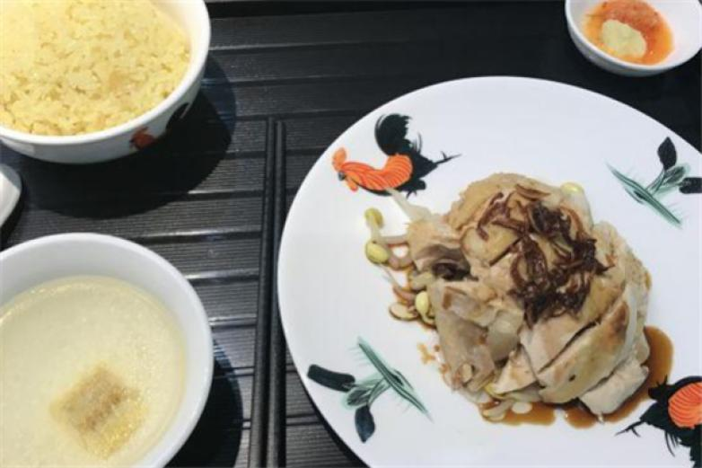 安邦乐园鸡饭加盟