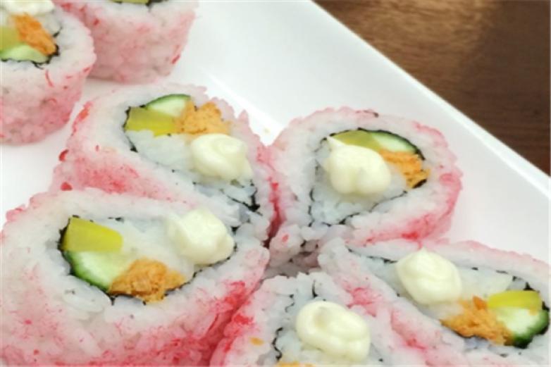 櫻花壽司卷加盟