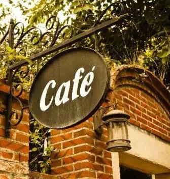 花時間咖啡館