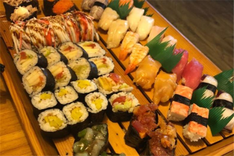 阪前壽司加盟