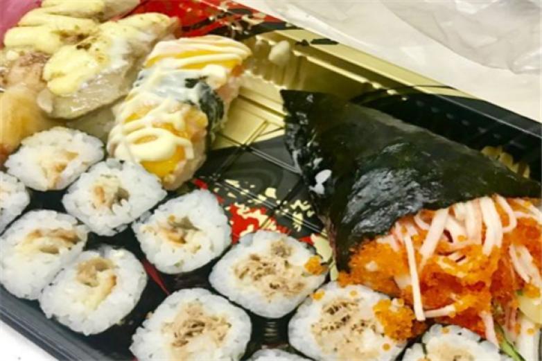 森渡壽司加盟