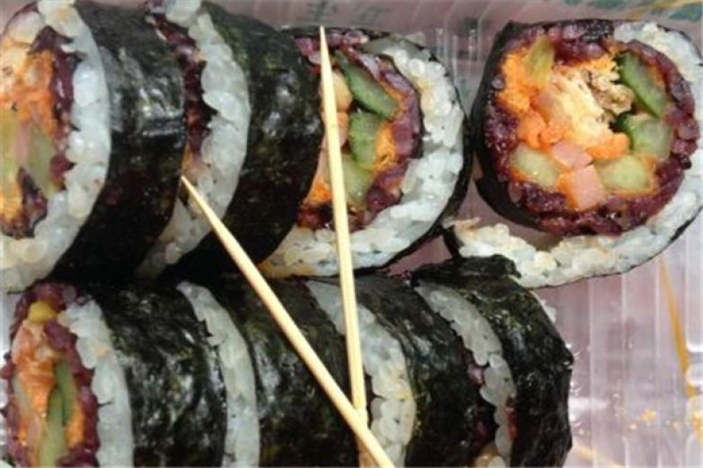 大個子壽司加盟