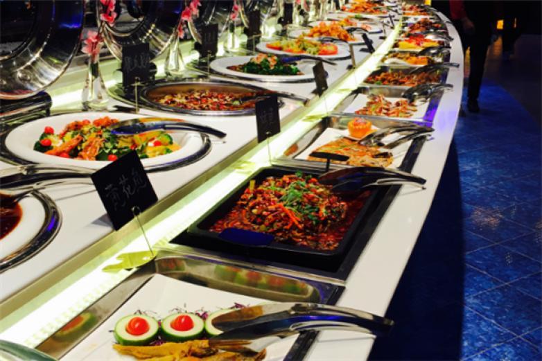 哈曼皇宮自助餐加盟