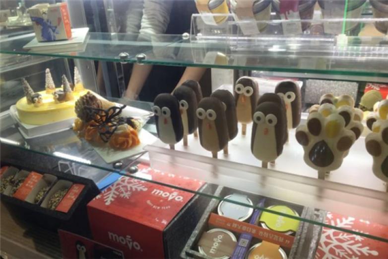 movo gelato冰淇淋加盟
