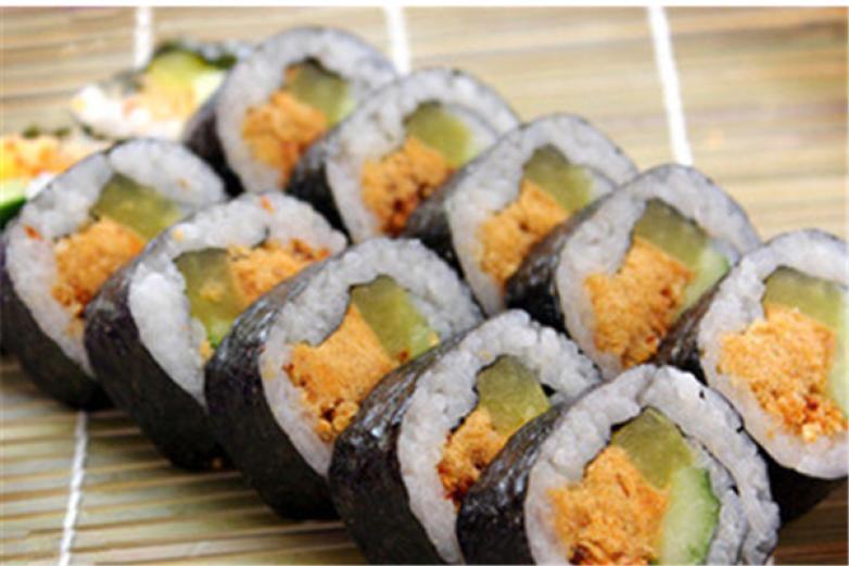 鲜目录寿司加盟