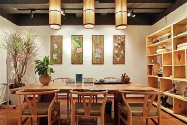 6茶共享茶室加盟