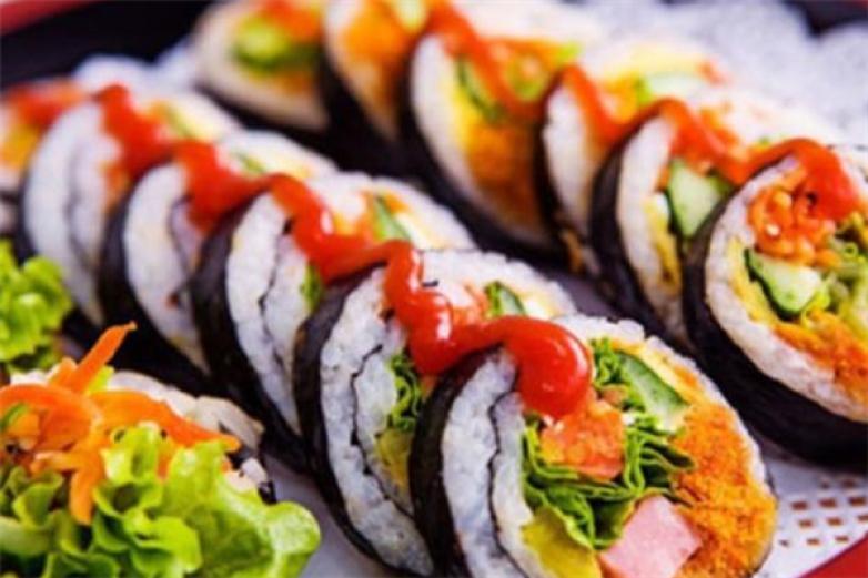 胤韓紫菜包飯加盟