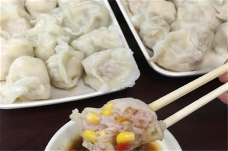 口口香餃子館加盟