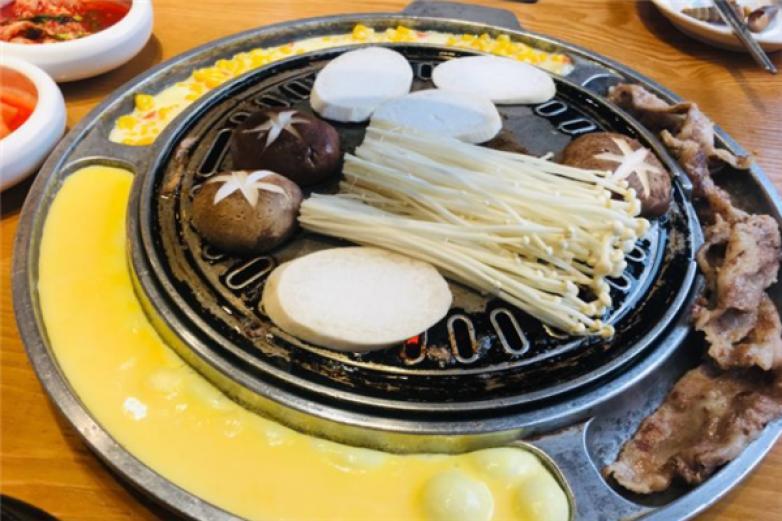 江南本家韓國料理加盟