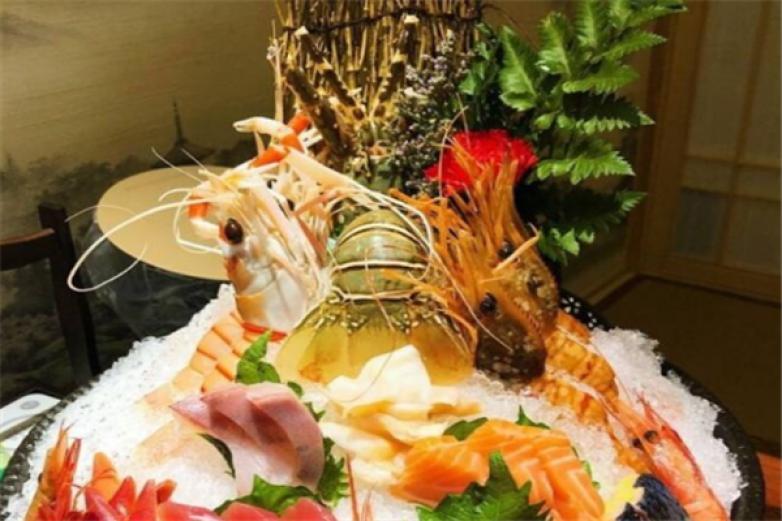 極上館日本料理加盟