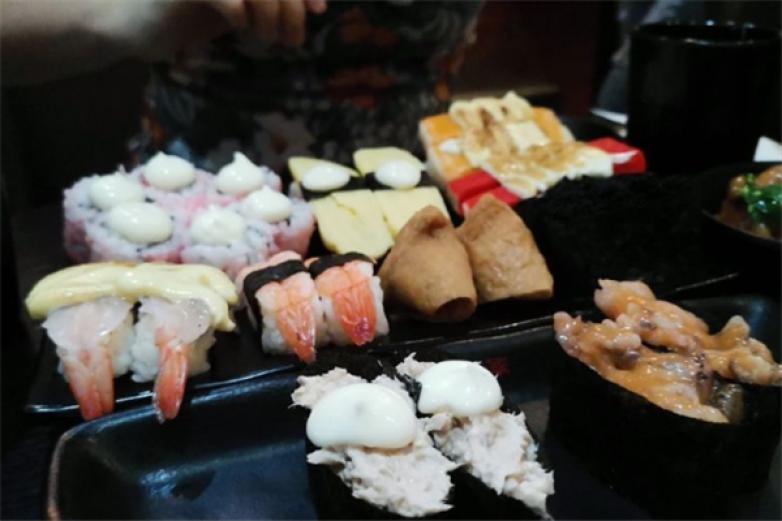 上野家壽司加盟