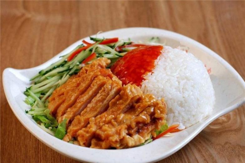 米状元烤肉拌饭加盟