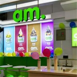 am酸奶冰淇淋