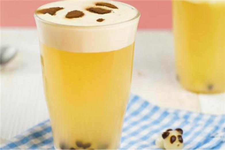 可可司奶茶加盟