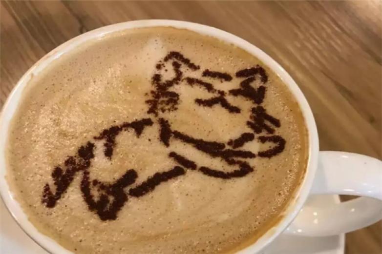 末里咖啡加盟