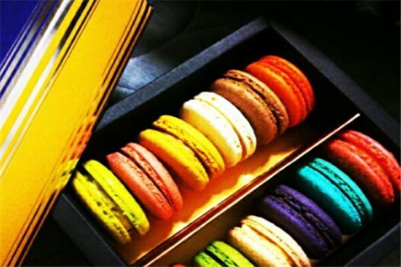 馬卡龍糖果屋加盟