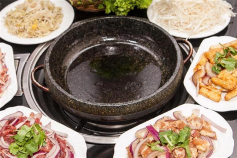 南三石鍋烤肉加盟