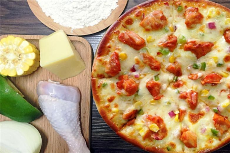 比克披薩加盟