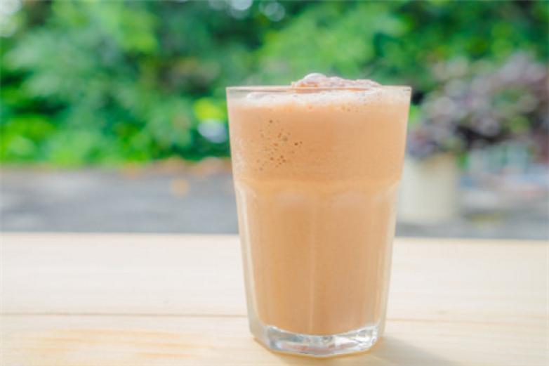 秋野暮奶茶加盟