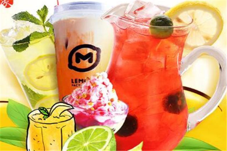 檸檬工坊港式奶茶飲品加盟