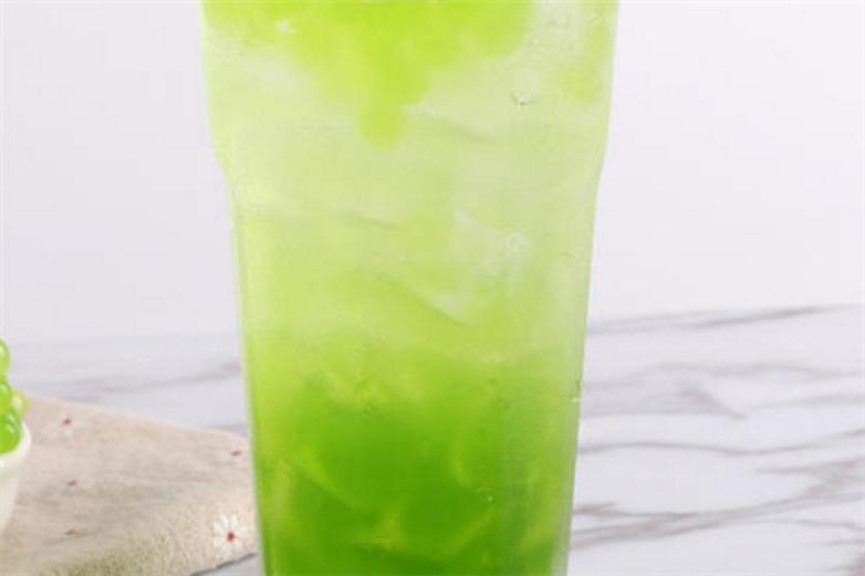 青蘋果奶茶加盟