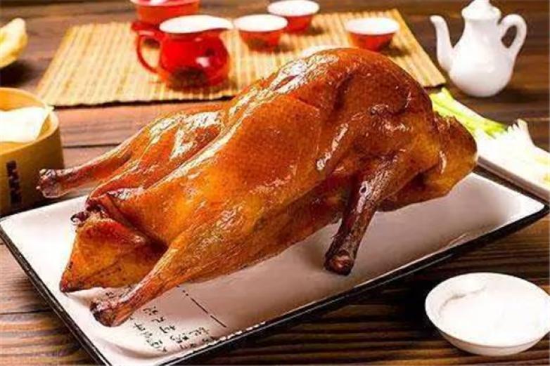 聚豐烤鴨加盟