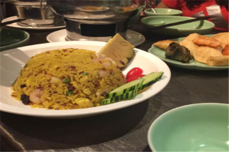 蕉葉泰國菜加盟加盟