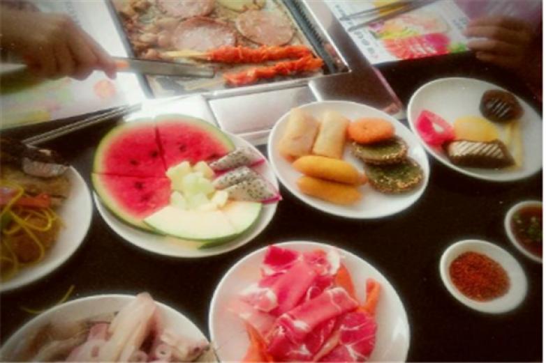 漢宮韓式烤肉加盟